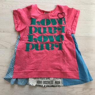 エフオーキッズ(F.O.KIDS)のF.O.KIDS  120 Tシャツ(Tシャツ/カットソー)