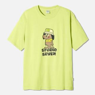 ジーユー(GU)のGU STUDIO SEVEN ビックT(Tシャツ/カットソー(半袖/袖なし))
