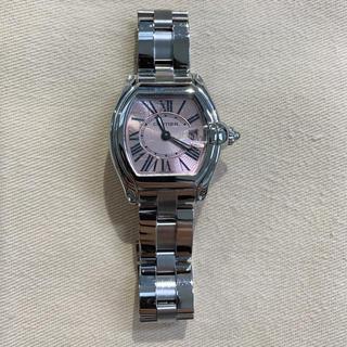 Cartier - カルティエ ロードスター ピンク シルバー