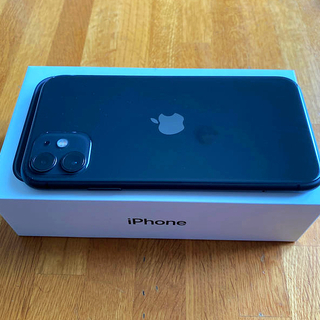 Apple - iPhone11  64GB 本体と箱・付属品あり