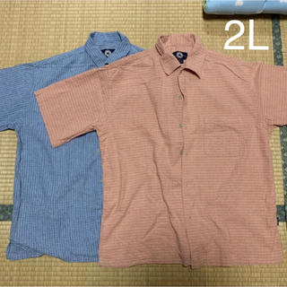 コンバース(CONVERSE)の半袖シャツ 2L(シャツ)