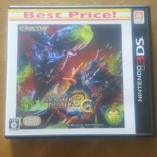 ニンテンドー3DS - モンスターハンター3(トライ)G Best Price!
