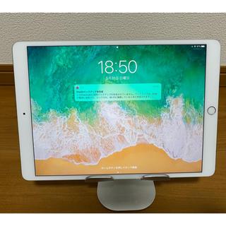 アイパッド(iPad)のipad pro10.5wifiモデル64GB Applepencil付き(タブレット)