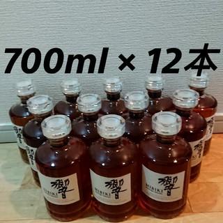 サントリー(サントリー)のサントリー 響JH 700ml 12本(ウイスキー)