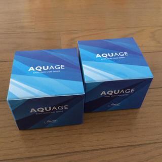 AQUAGE アクアージュ スキンケアジェル (オールインワンジェル)(オールインワン化粧品)