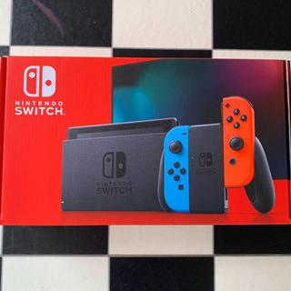 Nintendo Switch - 本日6/1購入 ニンテンドースイッチ