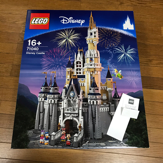 Lego - レゴ (LEGO) キャッスル ディズニー キャッスル 71040 シンデレラ城