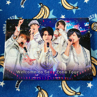Sexy Zone - ウェルセク 初回限定盤 DVD セクゾ welcome to Sexy Zone