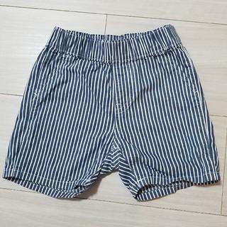 UNIQLO - 夏用 80㎝ユニクロ 半ズボン
