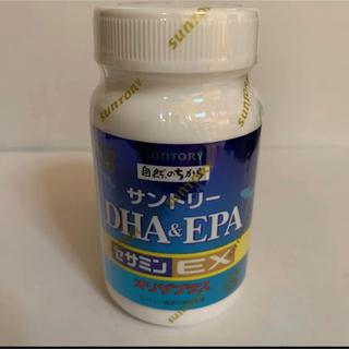 サントリー自然のちから DHA&EPA+セサミンEX(その他)