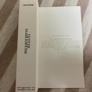 ザラ(ZARA)のZARA 香水4ml(香水(女性用))