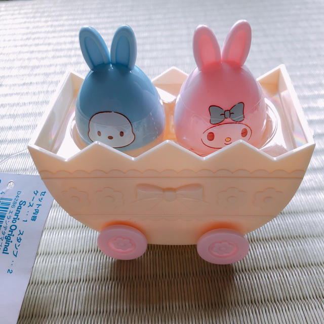 サンリオ(サンリオ)のタマゴスタンプ エンタメ/ホビーのおもちゃ/ぬいぐるみ(キャラクターグッズ)の商品写真