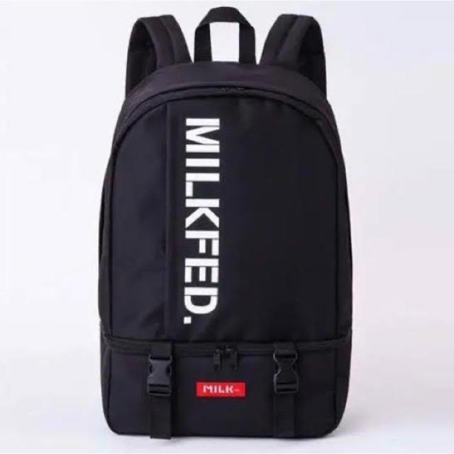 MILKFED.(ミルクフェド)のMILKFED. リュック レディースのバッグ(リュック/バックパック)の商品写真