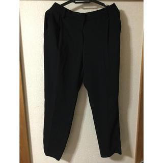 PLST - プラステ ブラックパンツ L