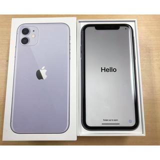 iPhone - SIMフリーiPhone 11 #64GB