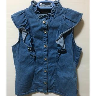 ジェニィ(JENNI)のfeefossetteのシャツ(*^^*)4-58(ブラウス)