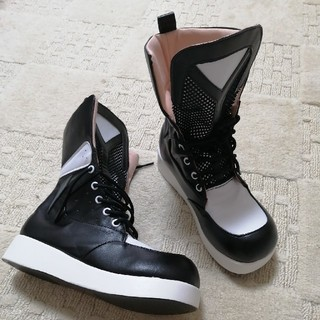 アークナイツ エフイーター 専用靴 23.5センチ(靴/ブーツ)