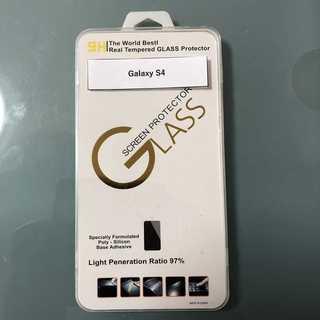 Galaxy S4 高級 ガラス保護フィルム(保護フィルム)