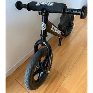 ストライダ(STRIDA)のSTRIDER  ストライダー スポーツモデル 黒(三輪車/乗り物)