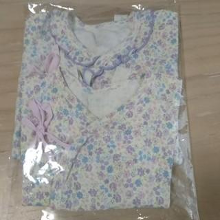 Nishiki Baby - [出産準備] 短肌着&コンビ服2枚セット