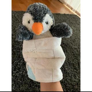 ぬいぐるみ ペンギン