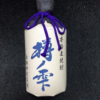 本格麦焼酎 樽の雫 長期貯蔵古酒 720ml(焼酎)