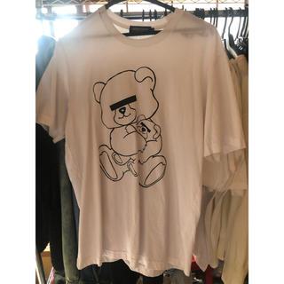 アンダーカバー(UNDERCOVER)のアンダーカバーベアーTシャツ(Tシャツ/カットソー(半袖/袖なし))