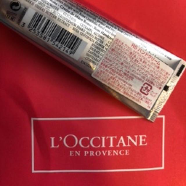 L'OCCITANE(ロクシタン)のロクシタン ハンドクリーム ローズ 30ml コスメ/美容のボディケア(ハンドクリーム)の商品写真