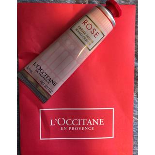 L'OCCITANE - ロクシタン ハンドクリーム ローズ 30ml