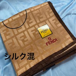 FENDI - フェンディ ハンカチ シルク混