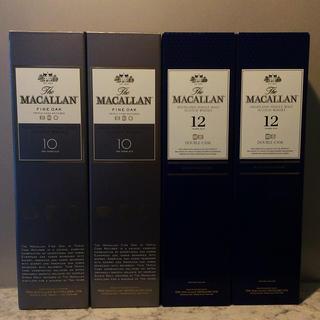 ザ・マッカラン10年・12年  [4本セット](ウイスキー)