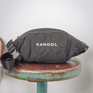 カンゴール(KANGOL)のウエストポーチ♡(ボディバッグ/ウエストポーチ)