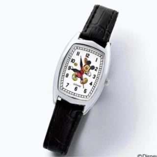 ミッキーマウス ヴィンテージ調腕時計(腕時計)