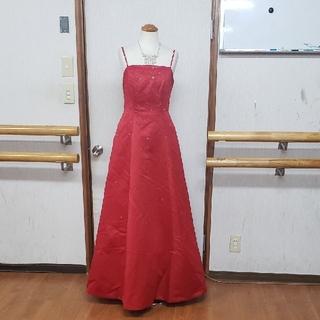 AIMER - エメ ロングドレス シンプルベスト 未使用に近い