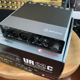 スタインバーグUR22C オーディオインターフェース(オーディオインターフェイス)