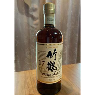 ニッカウイスキー(ニッカウヰスキー)のニッカウヰスキー 竹鶴17年(ウイスキー)