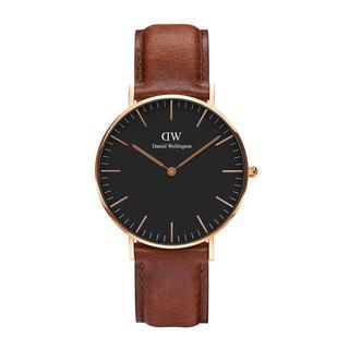 ダニエルウェリントン(Daniel Wellington)の【36㎜】ダニエル ウェリントン腕時計DW00100136 《3年保証付》 (腕時計)