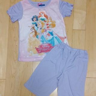 ディズニー(Disney)の新品 ディズニープリンセス 夏用パジャマ 110(パジャマ)