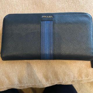 プラダ(PRADA)のプラダ サフィアーノ サイフ(長財布)