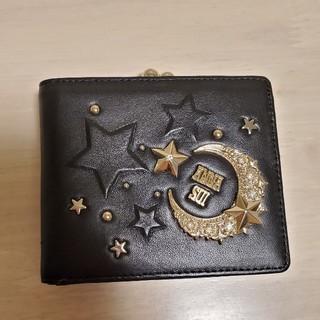 アナスイ(ANNA SUI)のANNA SUI 二つ折り財布 美品(財布)