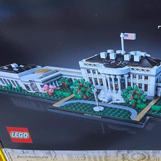 Lego - レゴ (LEGO) アーキテクチャー ホワイトハウス 21054