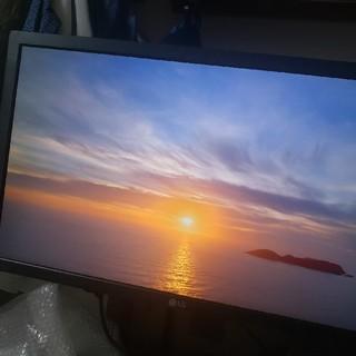 エルジーエレクトロニクス(LG Electronics)のlg 4kモニター(ディスプレイ)