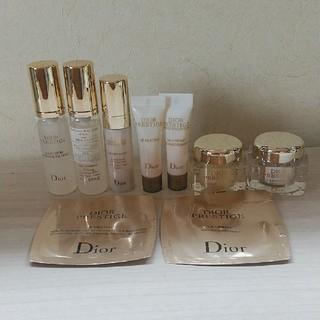 ディオール(Dior)のDior サンプルセット プレステージ カプチュールシリーズ(サンプル/トライアルキット)