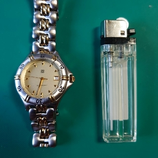 ジバンシィ(GIVENCHY)のGIVENCHY ボーイズサイズ 電池交換済み。(腕時計)