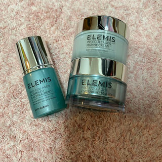 セフォラ(Sephora)のELEMIS エレミス 3点セット 新品未開封(フェイスクリーム)