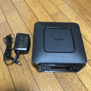 バッファロー(Buffalo)のWiFiルーター WSR-2533DHPL バッファロー(PC周辺機器)