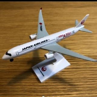 ジャル(ニホンコウクウ)(JAL(日本航空))のJAL ノベルティ飛行機 2セット(模型/プラモデル)