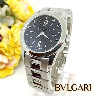 ブルガリ(BVLGARI)の新品並美品 メンテOK ブルガリ ソロテンポ ST30S レディース 腕時計(腕時計)