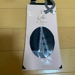 アツギ(Atsugi)のボタン風レギンス 5分丈 アツギ(レギンス/スパッツ)