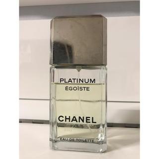 シャネル(CHANEL)のシャネル  エゴイストプラチナム 100ml(香水(男性用))